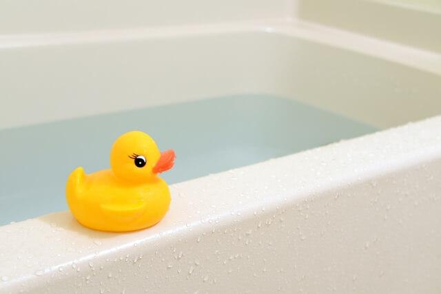 入浴の方法で予防